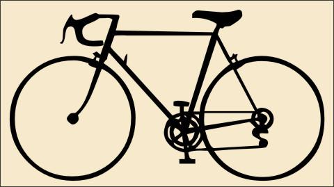 Wandtattoo wandaufkleber bike rennrad neu ebay for Zimmergestaltung programm